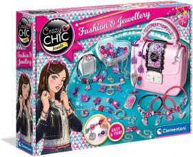Fashion & Jewellery Crazy Chic Clementoni