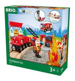 Ferrovia dei Vigili del Fuoco 33815 (BRIO Rescue)