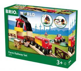 Ferrovia della Fattoria 33719 (BRIO Countryside)
