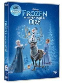 Frozen - Le Avventure di Olaf (DVD Disney)