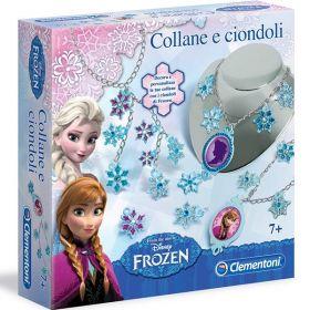 Collane E Ciondoli Di Frozen (Gioco Clementoni)