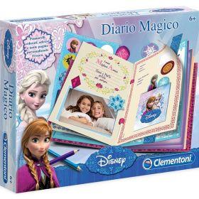 Diario Magico Di Frozen (Gioco Clementoni)