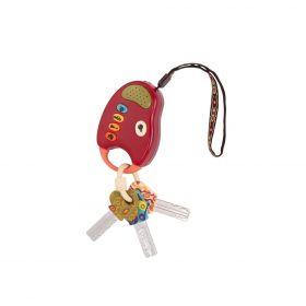 FunKeys (B. Toys) prodotto di altissima qualità, su ARSLUDICA.com