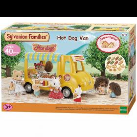 Furgoncino Vendita Hot Dog 5240 (Sylvanian Families)