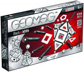 Geomag Black&White 104 pezzi (Gioco Geomag)