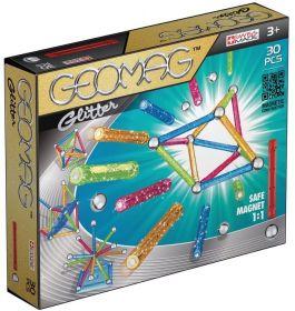 Geomag Glitter 30 pezzi (Gioco Geomag)