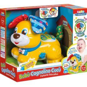 Bubù Cagnolino Cucù (Infanzia Baby Clementoni)