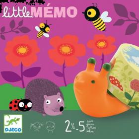 Little Mémo (Gioco da Tavolo Djeco)