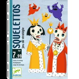 Squelettos (Gioco di Carte Djeco)