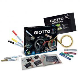 Giotto Art Lab - Crazy Black su ARSLUDICA.com