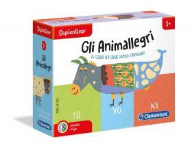 Gli Animallegri (Clementoni Sapientino)