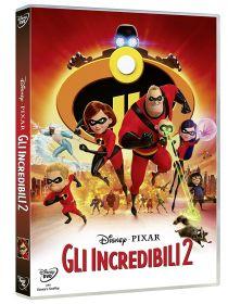 Gli Incredibili 2 (DVD Disney Pixar)