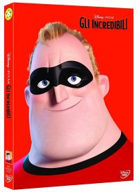 Gli Incredibili (DVD Disney Pixar)