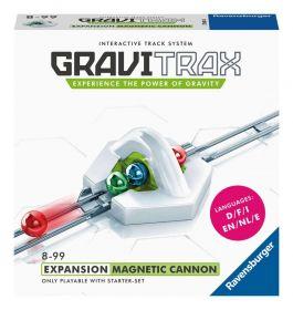 GraviTrax Espansione Magnetic Cannon Ravensburger su ARSLUDICA.com