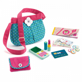Handbag and Accessories (Gioco Formativo Djeco)