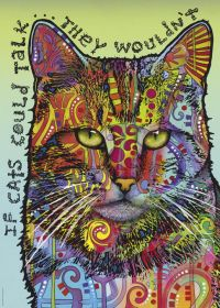 Puzzle 1000 Pezzi Heye Jolly Pets If Cats Could Talk | Puzzle Animali