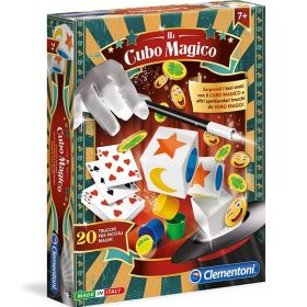 Il Cubo Magico (Gioco Magia Clementoni)