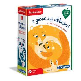 Il Gioco degli Abbracci Sapientino Clementoni su ARSLUDICA.com