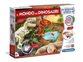 Il Mondo dei Dinosauri (Scienza e Gioco Clementoni)
