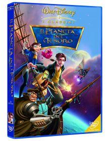 Il Pianeta del Tesoro (DVD Disney)