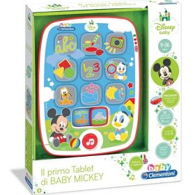 Tablet di Baby Mickey (Gioco Clementoni Baby)