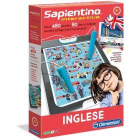 Interactive Inglese Sapientino (Gioco Clementoni)