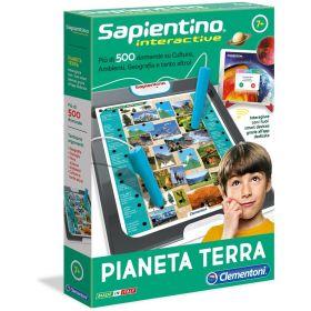 Interactive Pianeta Terra Sapientino (Gioco Clementoni)