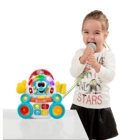 Karaoke Prima Infanzia Songy the Singer CHICCO su ARSLUDICA.com
