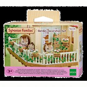Kit Decoro Giardino 5224 (Sylvanian Families)