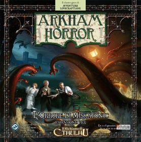 Orrore di Miskatonic Espansione Arkham Horror Gioco da Tavolo