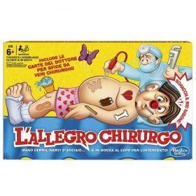 L'Allegro Chirurgo Gioco da Tavolo su ARSLUDICA.com