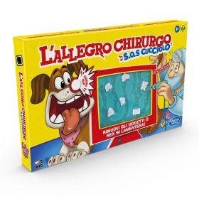 L'allegro Chirurgo S.O.S. Cucciolo Gioco da Tavolo Hasbro