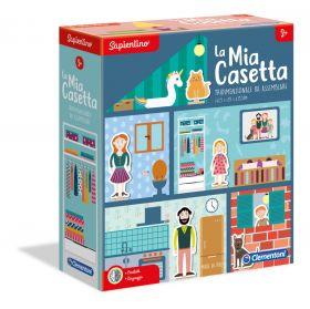 La Mia Casetta - Sapientino (Gioco Educativo Clementoni) su ARSLUDICA.com