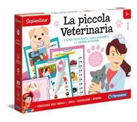 La Piccola Veterinaria Sapientino Clementoni su ARSLUDICA.com