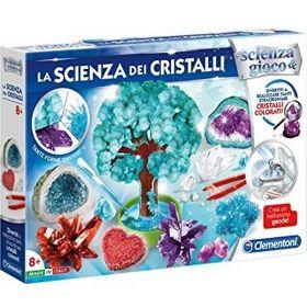La Scienza dei Cristalli (Scienza e Gioco Clementoni)