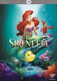 La Sirenetta (DVD Disney)