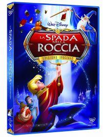 La Spada nella Roccia (DVD Disney)