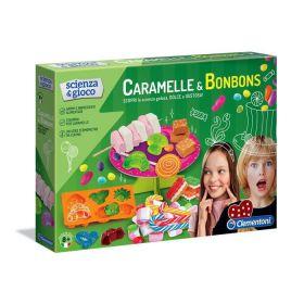 Lab Caramelle & Bonbons Scienza e Gioco Clementoni