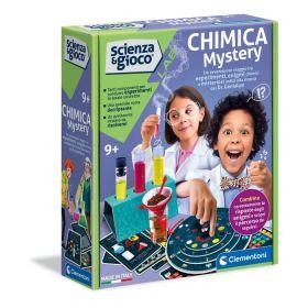 Lab Chimica Mistery Scienza e Gioco Clementoni
