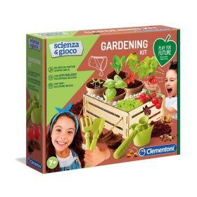 Lab Gardening Kit Scienza e Gioco Clementoni