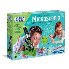 Il Mio Primo Microscopio Scienza e Gioco (Gioco Clementoni)