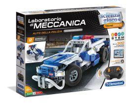 Laboratorio di Meccanica Auto della Polizia R/C Clementoni su ARSLUDICA.com