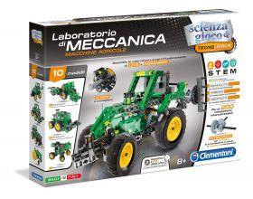 Laboratorio di Meccanica Macchine Agricole Clementoni su ARSLUDICA.com