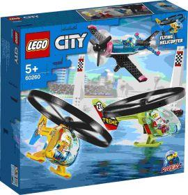LEGO 60260 Sfida Aerea LEGO City su arsludica.com