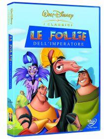 Le Follie dell'Imperatore (DVD Disney)