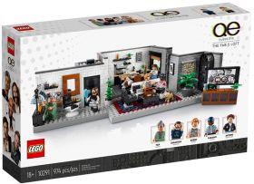 LEGO 10291 Queer Eye Loft dei Fab Five   LEGO Icons 18+