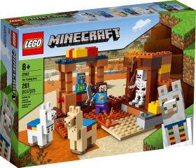 LEGO 21167 Il Trading Post | LEGO Minecraft