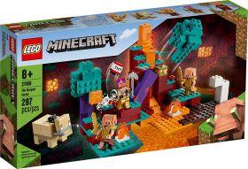 LEGO 21168 La Warped Forest | LEGO Minecraft