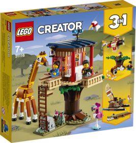 LEGO 31116 Casa sull'Albero del Safari | LEGO Creator
