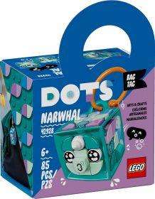 LEGO 41928 BAG TAG Narvalo   LEGO DOTS - Confezione